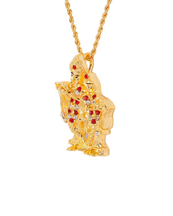 Buy designer mens pendants stunning radha krishna pendant with chain stunning radha krishna pendant with chain aloadofball Choice Image