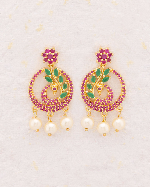 beautiful from buy earrings gehanaindia gehana in online