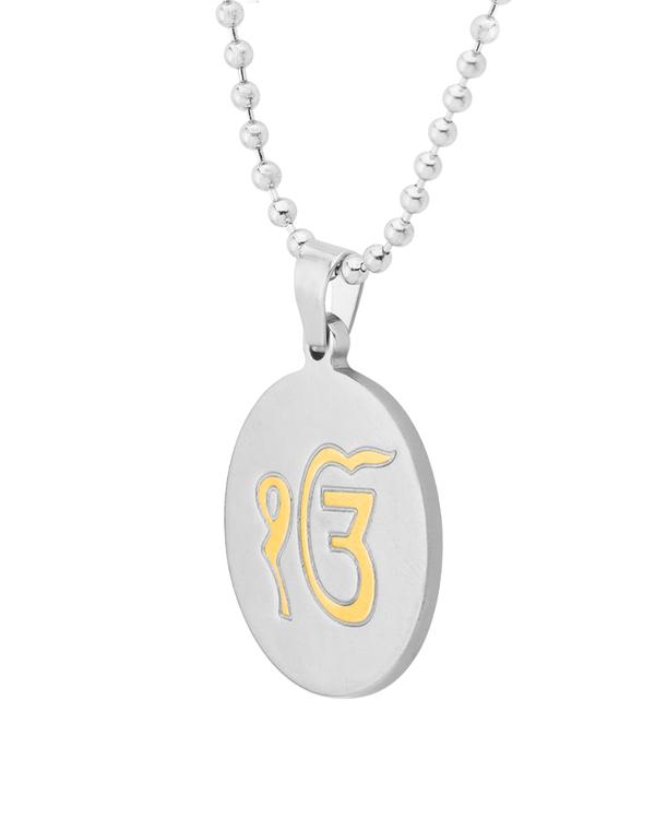 Buy designer mens pendants khalsa and ek onkar symbol pendant from khalsa and ek onkar symbol pendant from faith and trust aloadofball Images
